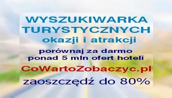 CoWartoZobaczyc.pl- to blog i wyszukiwarko-porównywarka tanich noclegów z pośród ponad 5 mln noclegów na świecie